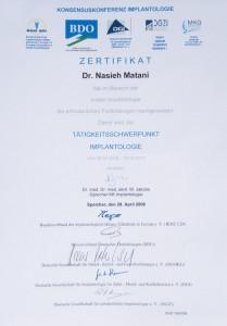 DGZI zertifiziert und Mitglied